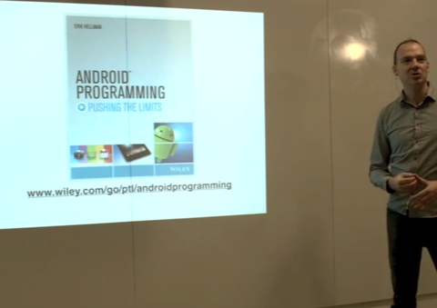 Android Programming - Pushing the limits - Erik Hellman
