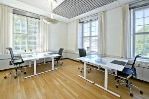 Shared office openspace