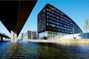 Ørestads Boulevard, Ørestad City, Ørestaden, København S, DK, Wing House, Henning Larsens Tegnestue