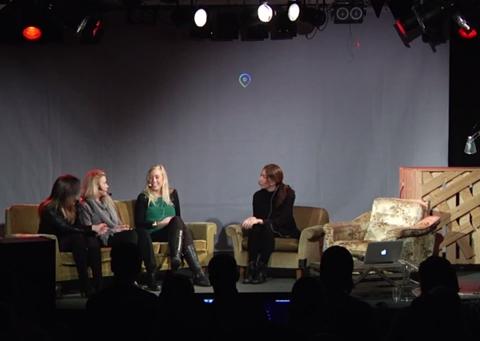 Location Day - Panel Sofia Franzen, Angelica Vargas & Karin Bäcklund