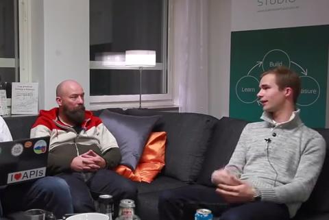 Hackernytt S01E06 -  Philip Bergqvist, Unified Intents