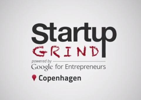 Startup Grind Copenhagen #1 - Thomas Madsen-Mygdal