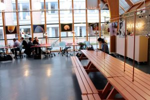 ideon innovation lund coworking