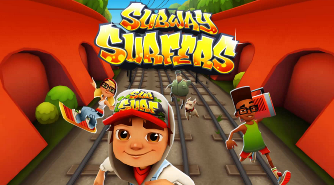 Subway surfers – world's most downloaded mobile game - Øresund Startups