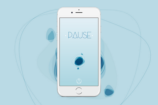 Ustwo and PauseAble create Pause, a stress relieving app for