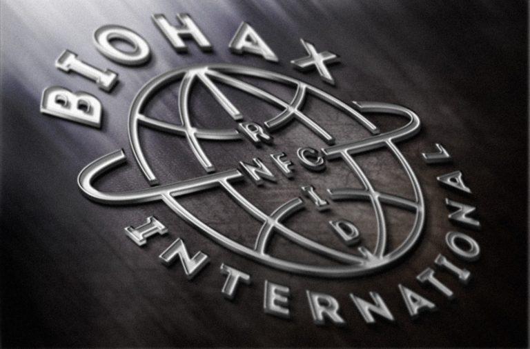 Αποτέλεσμα εικόνας για Biohax International